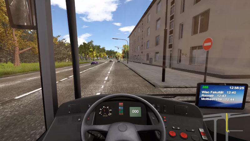 Bus Driver Simulator 2019 - Скриншот 1