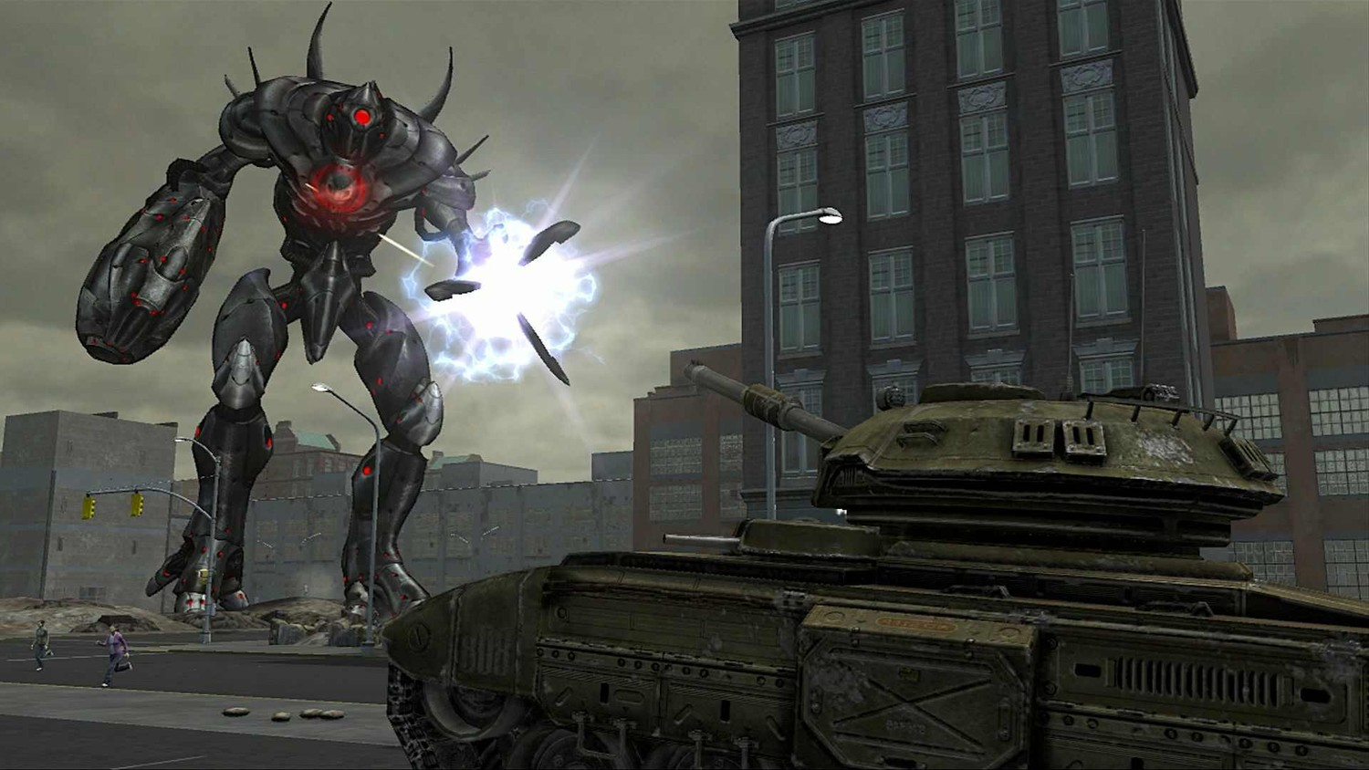 Earth Defense Force: Insect Armageddon - Скриншот 4