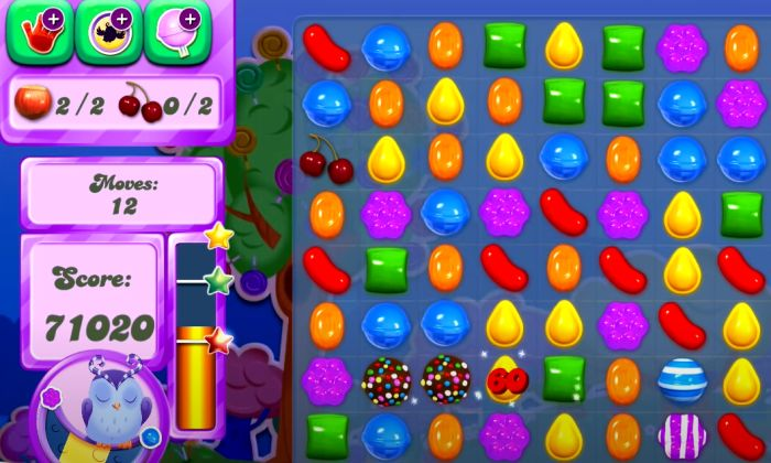Candy Crush Saga - Скриншот 4