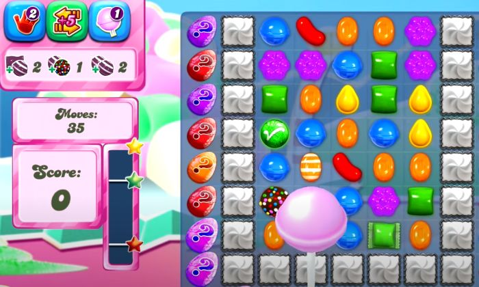 Candy Crush Saga - Скриншот 1
